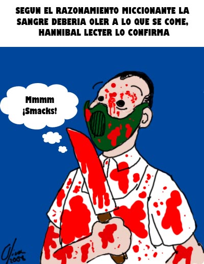 Sangre ySmacks